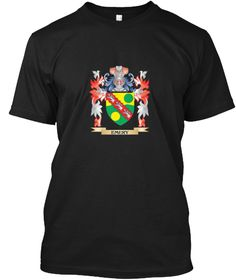 Emery Coat Of Arms   Family Crest Black T-Shirt Front - This is the perfect gift for someone who loves Emery. Thank you for visiting my page (Related terms: Emery,Emery coat of arms,Coat or Arms,Family Crest,Tartan,Emery surname,Heraldry,Family Reunion,Emer ...)