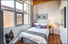 #FeatherFactory #Lofts #Toronto Loft Bedrooms, Lofts, Toronto, Furniture, Home Decor, Loft Room, Loft, Decoration Home, Room Decor