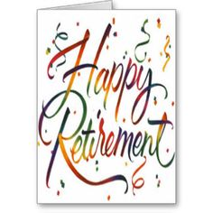 Retirement Congrats Cards, Retirement Congrats Card Templates ...