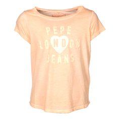 Kids Stijl Meisjes Shirt van Pepe Jeans London | www.kienk.nl