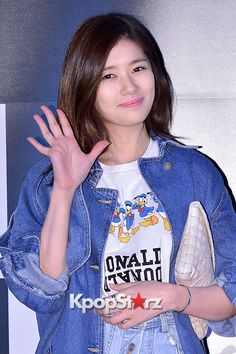 Jung So Min Attends a VIP Premiere of Upcoming Film 'Age of Innocence'