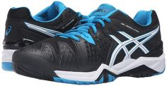 ASICS GEL-Resolution® 6, Schuhe, shoes, black, blue, schwarz, blau, weiss, white, Tennis Fashion Men #tennis #fashion #sport #men #court #tennismode #mode #männer #tennisoutfit #outfit #trendy #nike #reebok #nikecourt #adidas #newbalance - trendy Tennis Outfits for him - Tennis Outfits für Ihn. Tennismode, sportliche Mode fürs Tennisspielen.