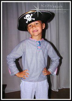 Bluzka dla pirata