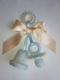 Resultado de imagen de chupetes de ganchillo para bebe