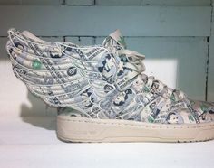 low priced c2012 f7c3a Find Jeremy Scott X Adidas Originals Wings Dollars online or in  Airyeezyshoes. Shop Top Brands and the latest styles Jeremy Scott X Adidas  Originals Wings ...