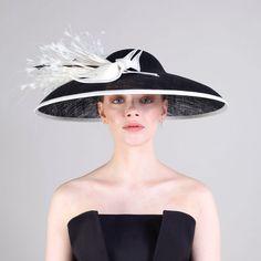 Cara large straw hat