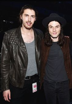 James Bay and Hozier March 2016