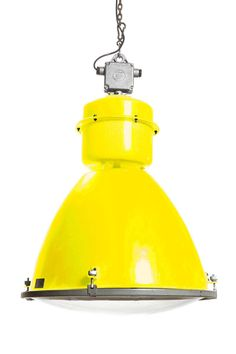 Molitli – Accessoires – Accessoires – Alles – Gele industriële hanglamp (000941)
