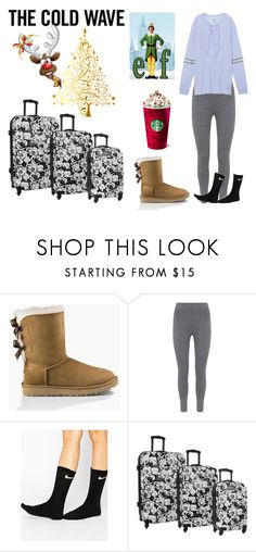 """""""Basically Basic"""" by jesca27 on Polyvore featuring UGG Australia, Mint Velvet and NIKE"""