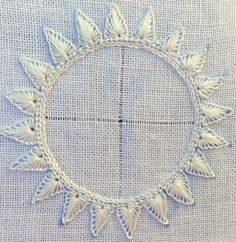 Filling Pattern – No. 477 « Luzine Happel Drawn Thread, Needle Lace, Hand Embroidery Stitches, Beaded Embroidery, Blackwork, Blanket Stitch, White Fabrics, Cutwork, Fabric Art