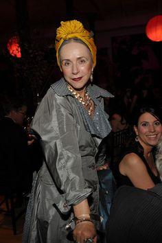 Beatrix Ost Photo - 2010 Tribeca Ball Benefiting The New York Academy of Art - Dinner