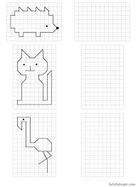 """Résultat de recherche d'images pour """"dessin quadrillage"""""""