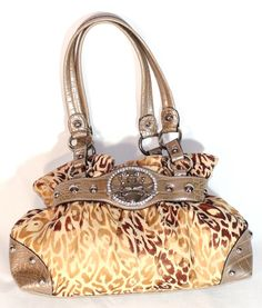 want this leopard print purse