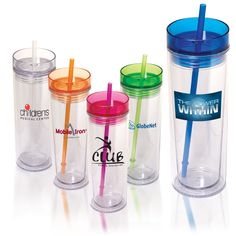 Your logo here : Journeyman's Sipper Bottle. 14 oz. double-wall acrylic tumbler with SAN acrylic screw-on lid and polypropylene straw – BPA free. Straw features molded gasket. Straw will not fall out when top is screwed on. www.greenbananapromos.com