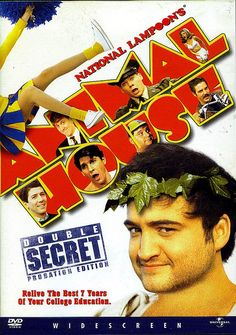 Shop National Lampoon's Animal House [WS] [Double Secret Probation Edition] [DVD] at Best Buy. Find low everyday prices and buy online for delivery or in-store pick-up. Funny Movies, Comedy Movies, Great Movies, Hd Movies, Movies And Tv Shows, Funniest Movies, Horror Movies, Movies Online, Awesome Movies