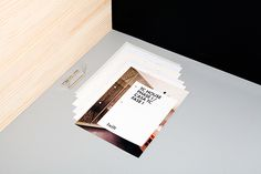 Built Booklet on Behance