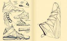 Brett Golliff – Nike Elite Sketches - ConceptKicks