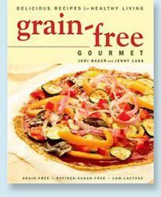 Wheat Free - Wheat Free Recipes -Grain-free cookbook