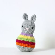 toy rabbit rattle