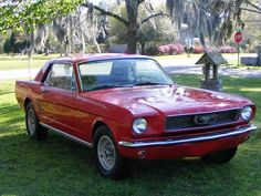 restore an old Mustang and paint it red :)  this is pretty high on the list