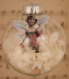 ornaments for your pets, fairi ornament, diy fashion, pet photos, diy gifts, christma ornament, christmas ornaments, captur fairi, the holiday