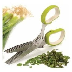 Herb Scissors. So cool!