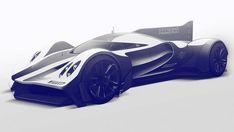 "Best Sports Cars : Illustration Description 230 Likes, 5 Comments – fredrik bostad (Fredrik) on Instagram: ""When fever – draw cars and drink hot beverages! The Lamborghini Vapore LP-900e Concept… ✍☕️…"""