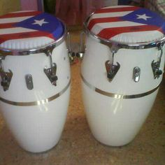 Congas...just like my brothers! ♥