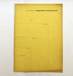 akademischer verlag dr. fritz wedekind & co., stuttgart, 1932  printer: chr. scheufele, stuttgart  size: 29 x 21 cm  designer: jan tschichold