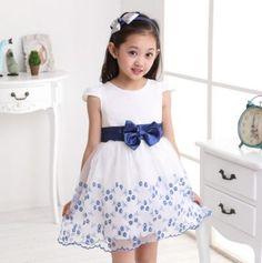 vestidos para niñas pequeñas lindos