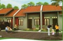 Rumah type 36 murah bersubsidi di Cibarusah