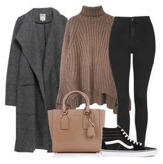 """""""CASUAL COMBO"""" by kwasheretro on Polyvore featuring Zara, Topshop, Michael Kors, Vans, women's clothing, women, female, woman, misses and juniors"""