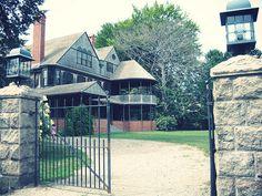 Isaac Bell House Newport, RI