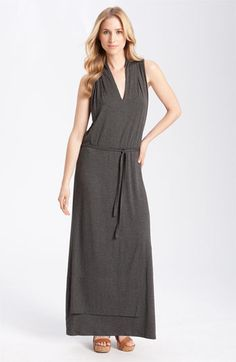 Holistia Sleeveless Belted Maxi Dress from Nordstrom.com  Nordstrom  Nordstrom Dresses d8c6a97c9