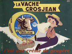 fromage - La Vache Grosjean -