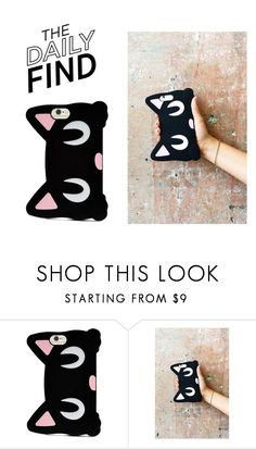 """""""The Daily Find: Forever 21 Phone Case"""" by polyvore-editorial ❤ liked on Polyvore featuring Forever 21 and DailyFind"""