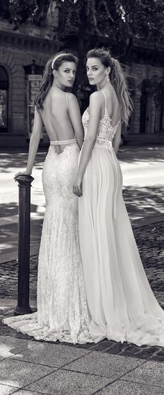 Ready To Wear Bridal 2016 Collection from Galia Lahav Fall 2016 Wedding Dresses 2016 Wedding Dresses, Bridal Dresses, Wedding Gowns, Wedding Blog, Vestido Dress, V Dress, Gala Dresses, Lesbian Wedding, Poses