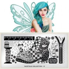 Fairytale 13 - MoYou London.