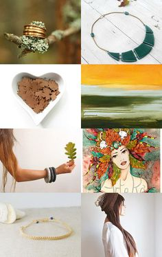 Autumn Memories.. by Chicca on Etsy--Pinned with TreasuryPin.com