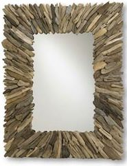 Driftwood Mirror. Maybe even for the windows in the basement.