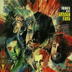 Canned Heat - Boogie With Canned Heat (1968)