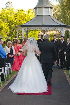 Have your red carpet entrance