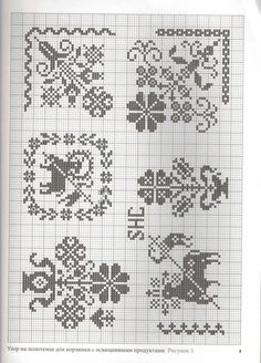 Cross Stitch Charts, Cross Stitch Designs, Cross Stitch Patterns, Cross Stitching, Cross Stitch Embroidery, Small Projects Ideas, Christian Symbols, Easter Cross, Chart Design