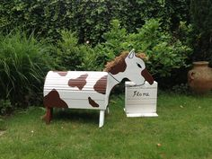 Pferd aus Holz zum reiten