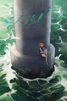 """projectprotea: """" continuing our tour of the Protean Sea universe """""""