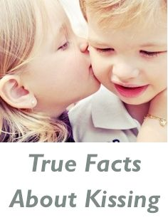 True Facts About Kissing