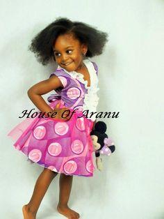 House of Aranu, African children's clothes