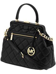MICHAEL Michael Kors Large black satchel