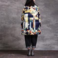 Down coat - Tkdress  - 7