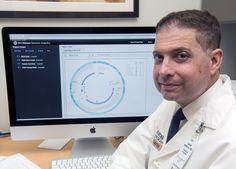 Lukas Wartman -- cancer survivor and researcher.